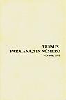 Premio Internacional de Poesía Ángel González 1989