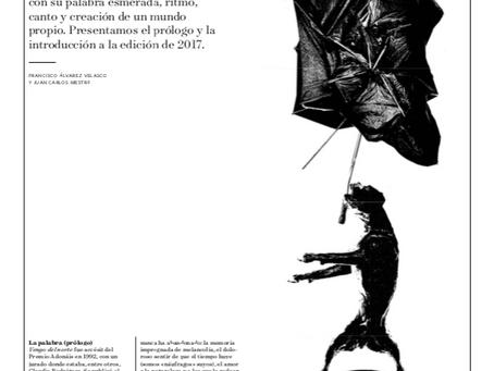 'Vengo del norte' en La Gaceta del FCE, nº571, julio 2018