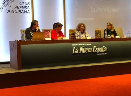 Presentación de 'Noche de Cumpleaños' en Oviedo