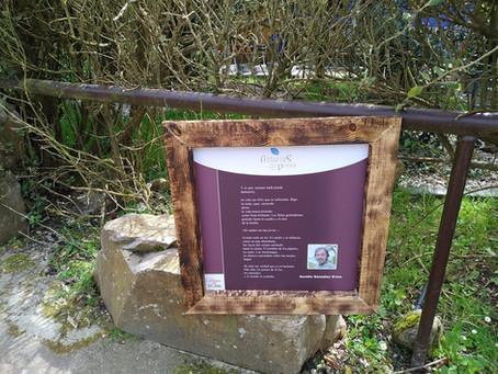 'Parque de la Vida' y poesía en Luarca