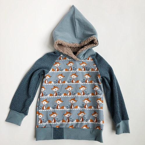 Cozy Hoodie - Sweet Foxes
