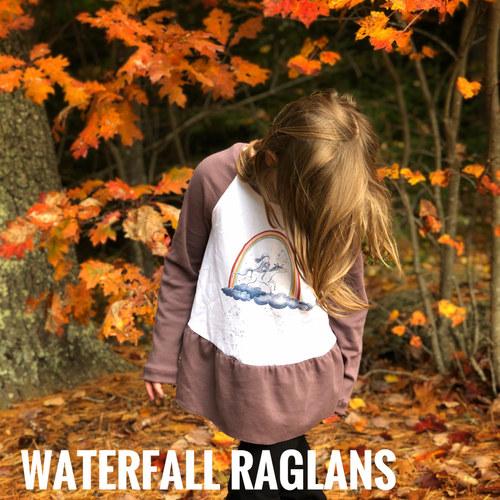 Waterfall Raglan