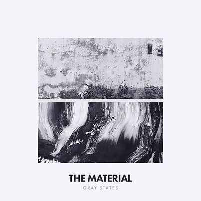 The Material - Gray States - Album Art