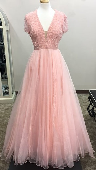 Sherri Hill 50976 Blush