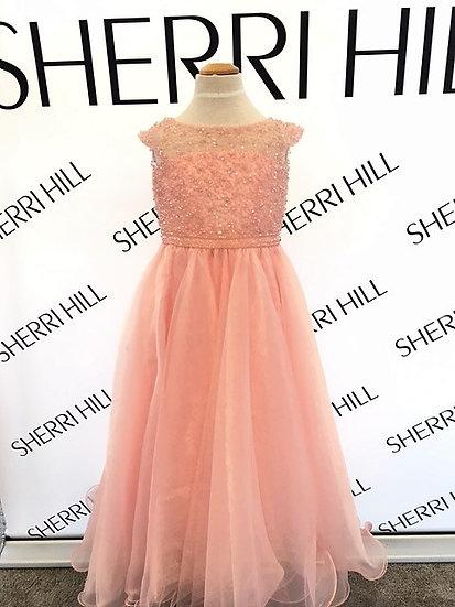 Sherri Hill K51260 Blush