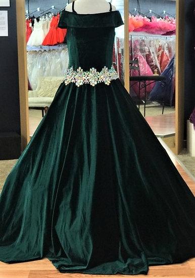 Little Rosie LR2639 Velvet Emerald