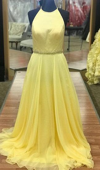 Sherri Hill 50971 Yellow