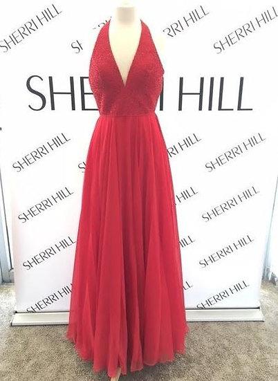 Sherri Hill 51640 Red
