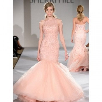 Sherri Hill 32095 Blush
