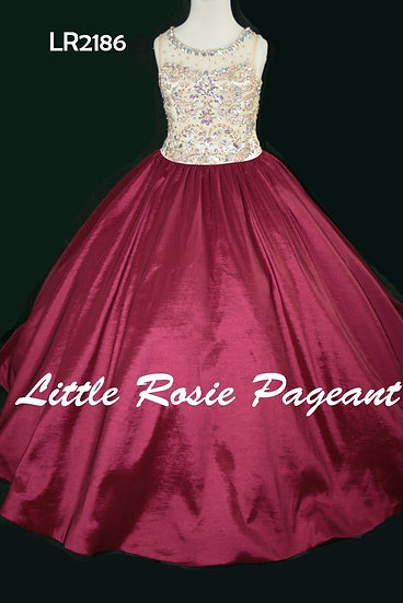Little Rosie LR2186 Gold/Strawberry