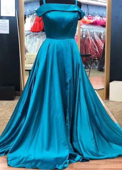 Sherri Hill 52351 Turquoise