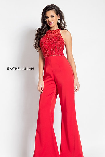 Rachel Allan L1141 Red