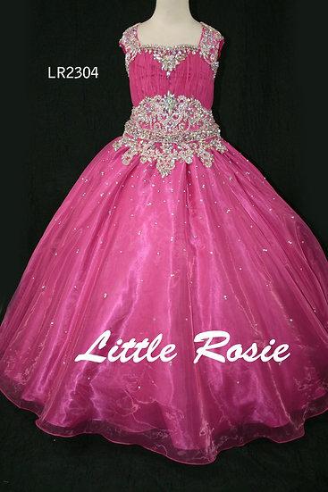 Little Rosie LR2304 Fuchsia
