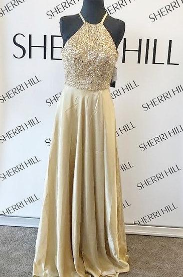 Sherri Hill 51799 Gold