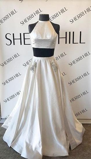 Sherri Hill 51587 Ivory