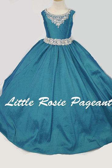 Little Rosie LR2189 Peacock