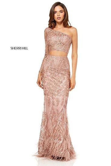 Sherri Hill 52555 Rosegold
