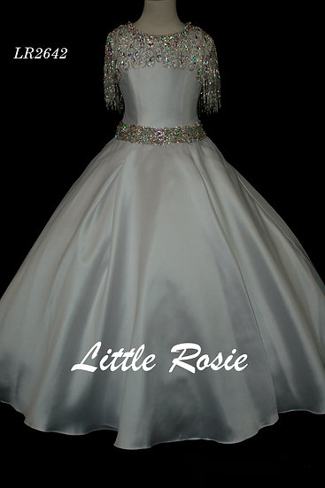 Little Rosie LR2642 White