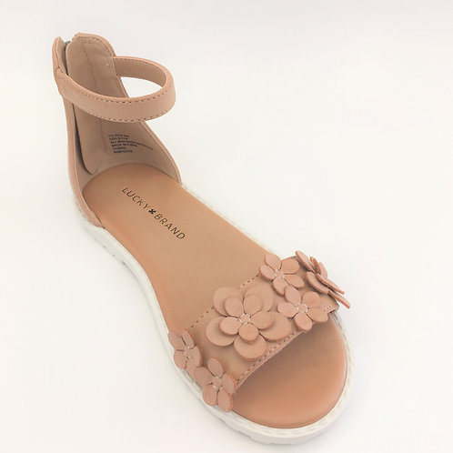 Lucky Brand Serlina Sandal Buff