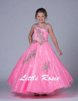 Little Rosie LR2086A Neon Pink