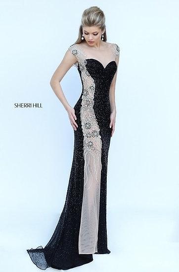 Sherri Hill 11321 Black