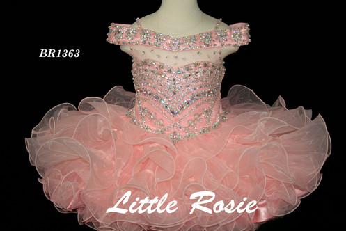dd20db103144 Little Rosie BR1363 Blush