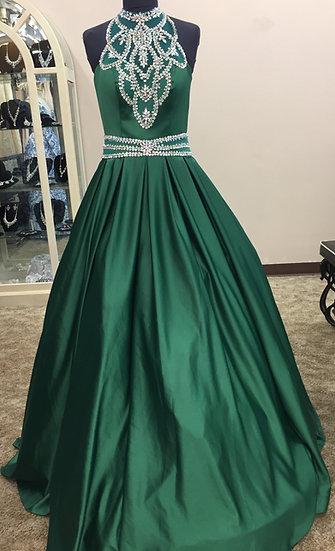 Ritzee 2988/3029 Custom Emerald