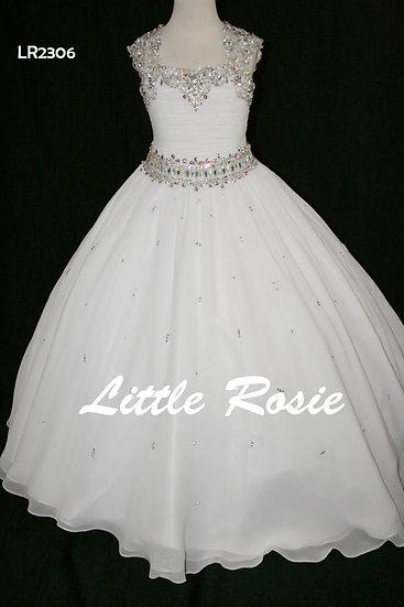 Little Rosie LR2306 White