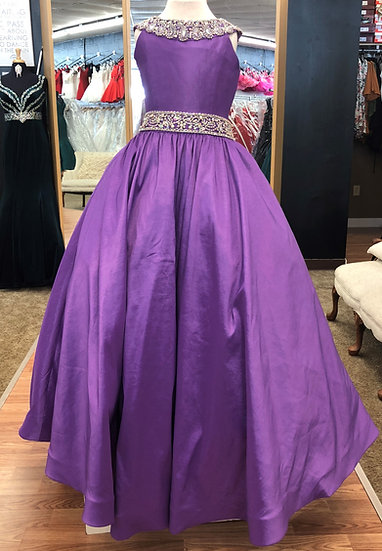Little Rosie LR2185 Purple