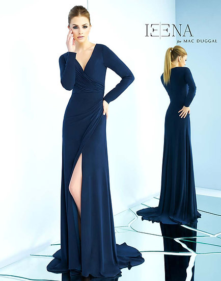 Mac Duggal 25685 Midnight Blue