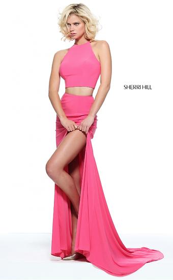 Sherri Hill 50784 Coral