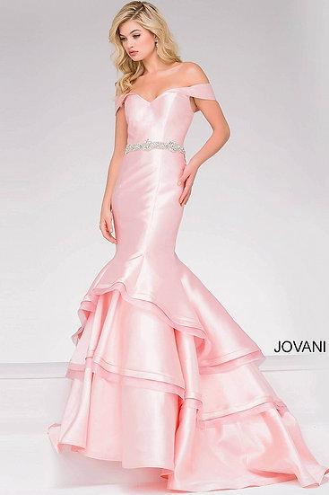 Jovani 48609 Blush