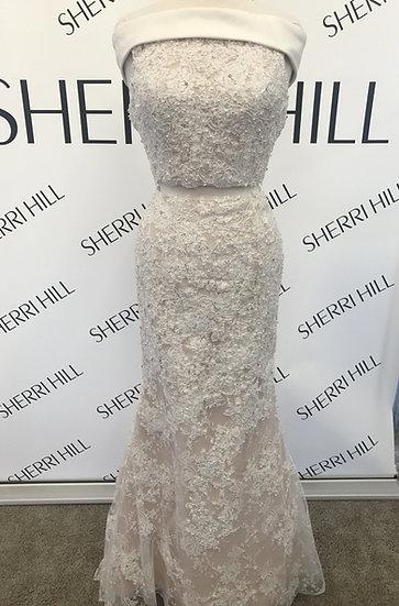 Sherri Hill 51727 Ivory