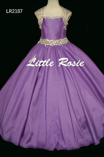 Little Rosie LR2187 Purple