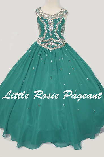 Little Rosie LR2171 Peacock