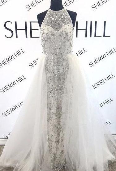 Sherri Hill 51376 Ivory