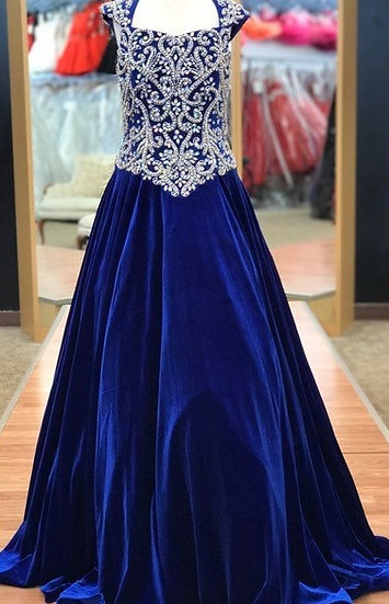Unique Fashion UF3161 Royal Velvet