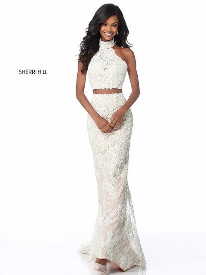 Sherri Hill 51770 Ivory