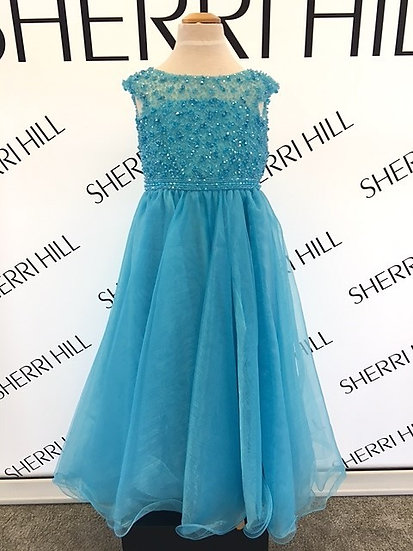 Sherri Hill K51260 Blue