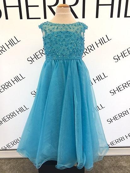 Sherri Hill K51260 Blue
