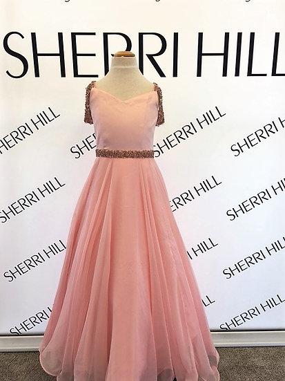 Sherri Hill K51259 Blush