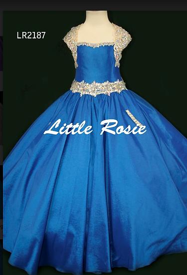 Little Rosie LR2187 Royal