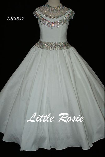Little Rosie LR2647 White