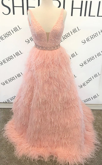 Sherri Hill 32301 Blush