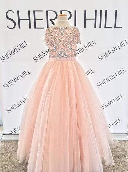Sherri Hill K51452 Blush