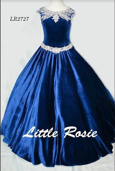 Little Rosie LR2727 Royal