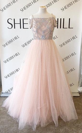 Sherri Hill 51450 Blush