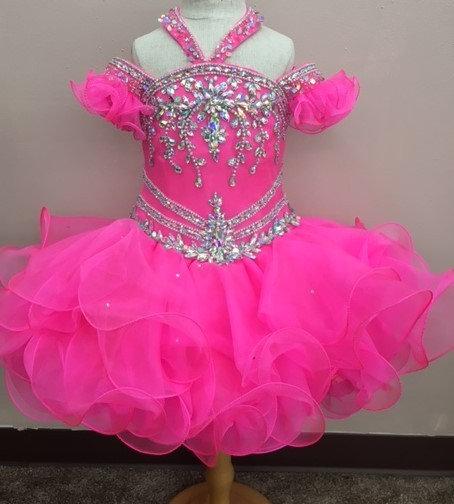 Ritzee B954 Neon Pink*