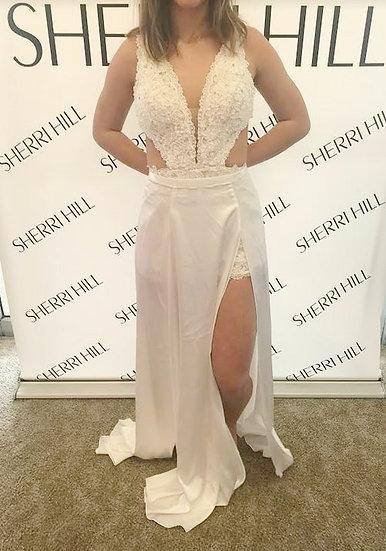 Sherri Hill 51765 Ivory