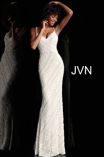 Jovani JVN62488A Ivory